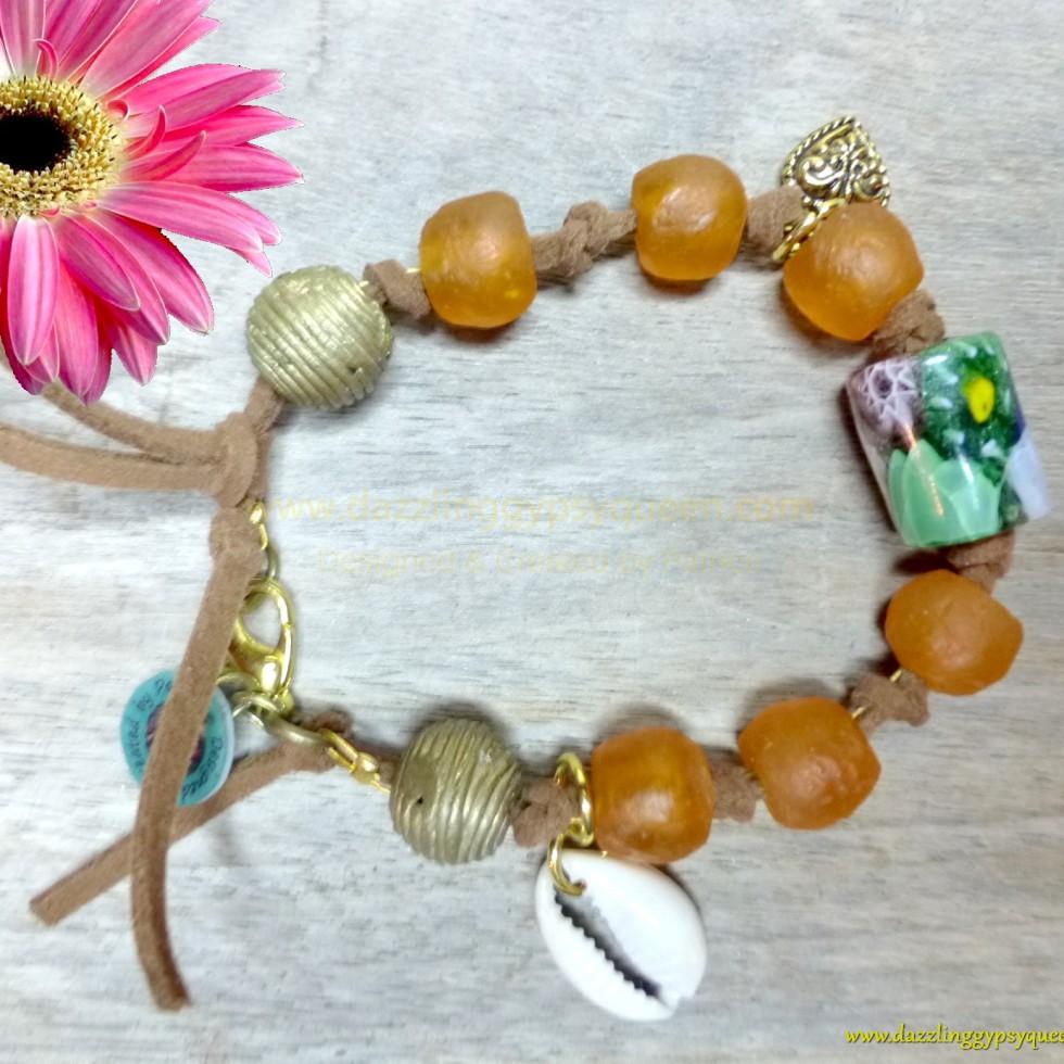 Win this Dazzling Gypsy Bracelet @ AllGoodness.nl