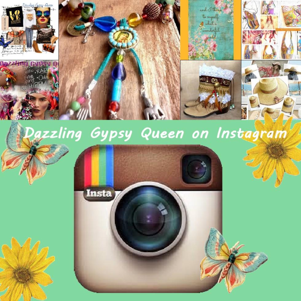 DazzlingGypsyQueen on Instagram