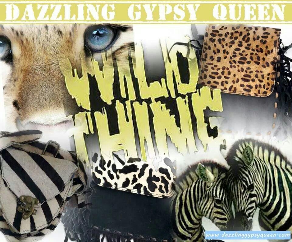 Gypsy Ibiza festival heuptasjes van leer @ DGQ