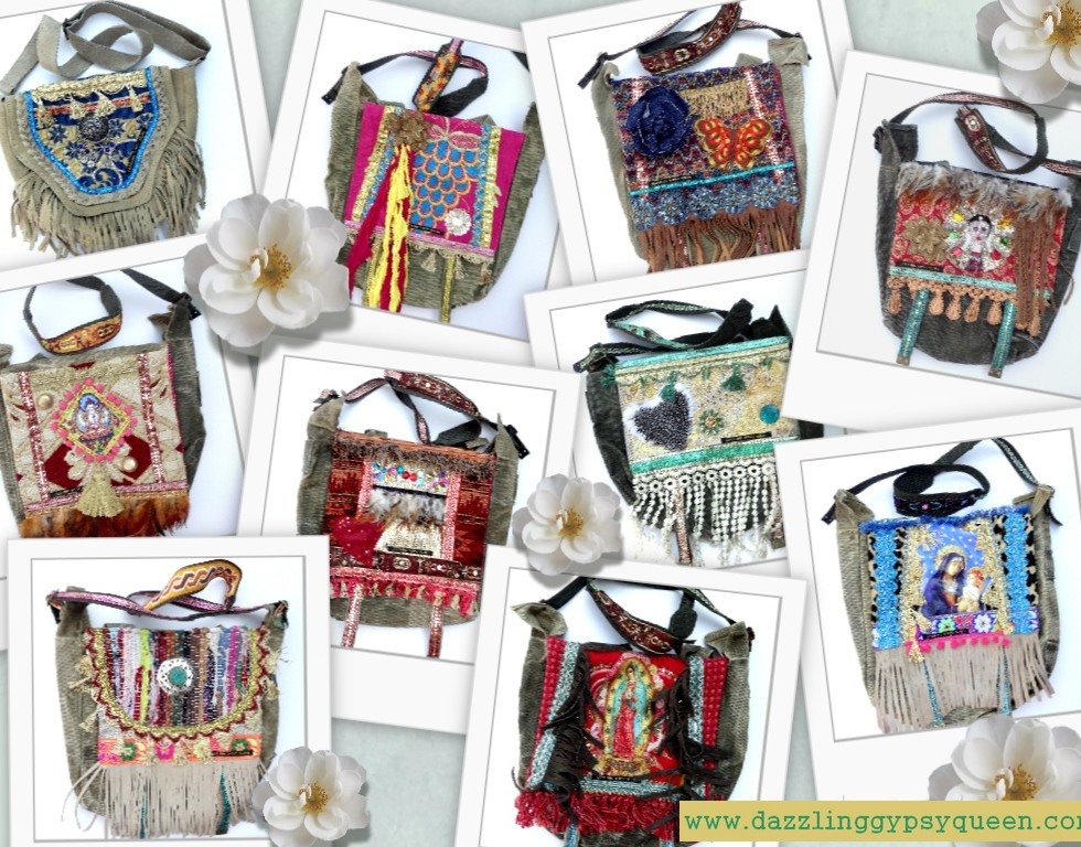 Hot Bags by Dazzling Gypsy Queen