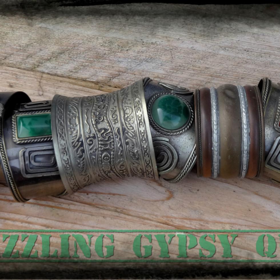 Gypsy Armband Bangles
