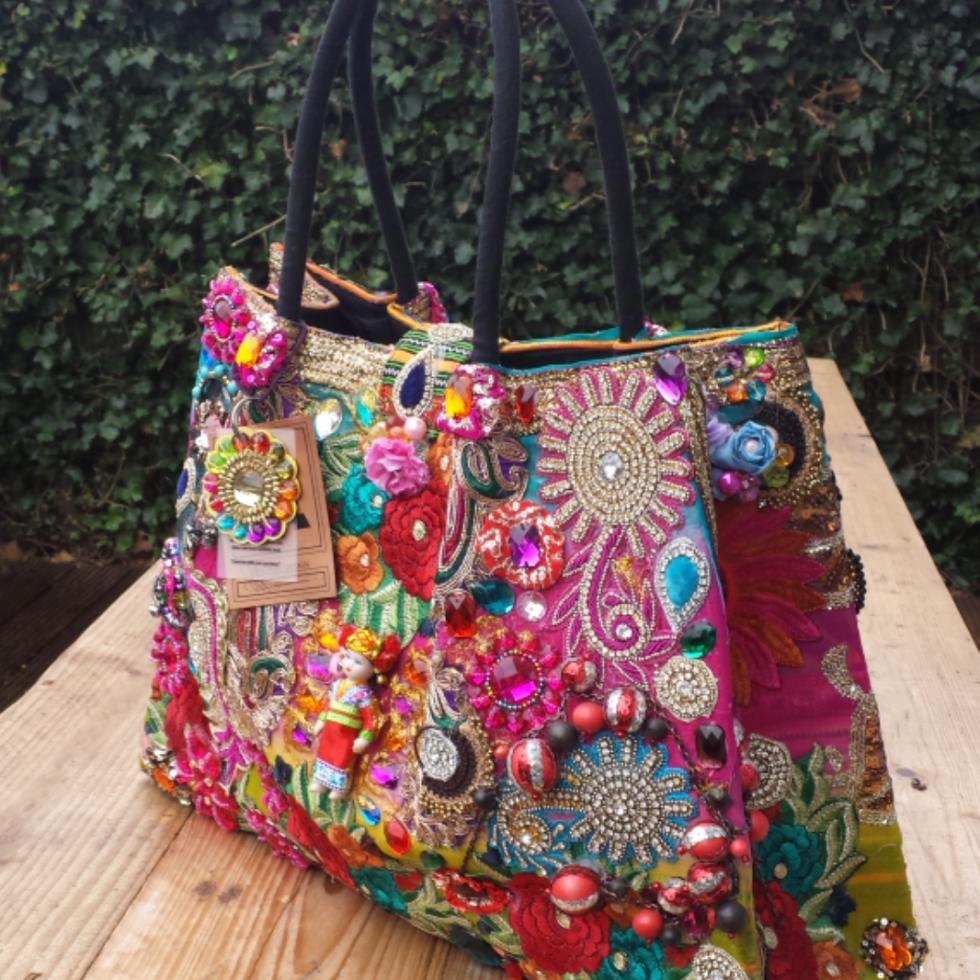 Louis Asscher designer bags