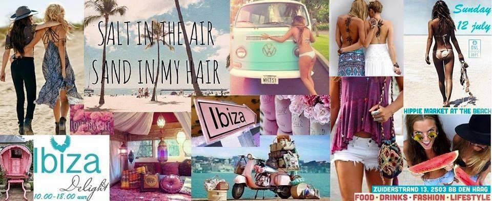Dazzling Gypsy Qyueen @ Ibiza Delight market 12 juli Kijkduin