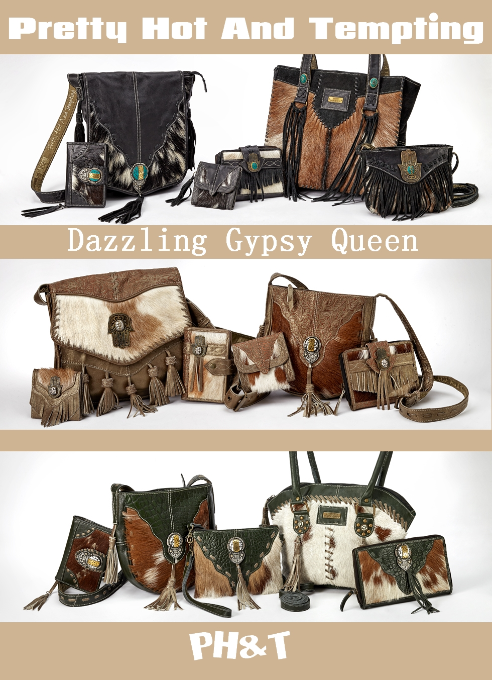 PH&T - Pretty Hot And Tempting @ Dazzling Gypsy Queen